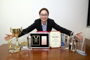Ms Xu Liang Ying, Nirvana Chief Business Development Director